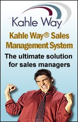Kahle Way Sales Management System