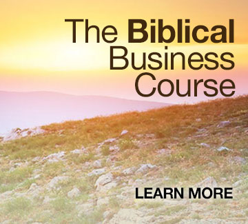 Biblical Business Course