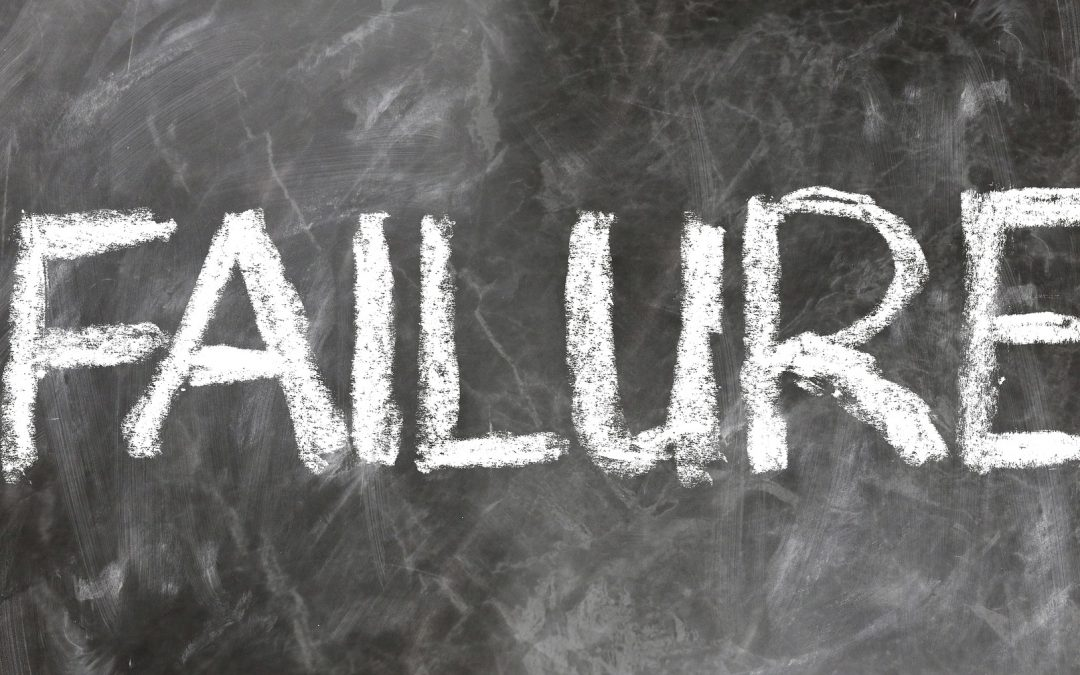 4 Steps to Turn Failure into Growth